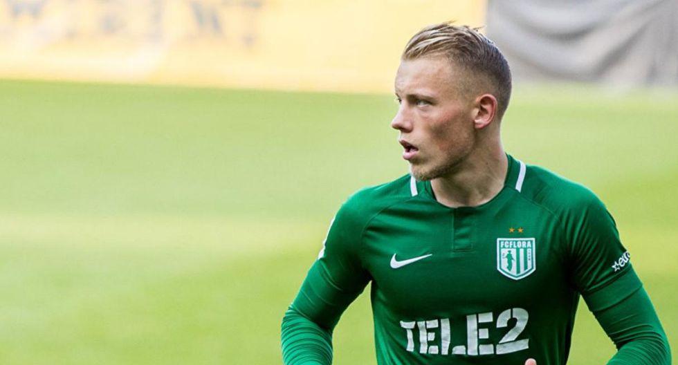 Erik Sorga   FC Flora Tallinn   Goles: 31   Puntos: 31. (Foto: Agencias)