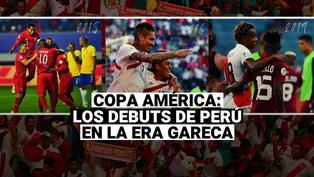 Previo al debut en Copa América: los estrenos de la selección peruana con Gareca en este torneo