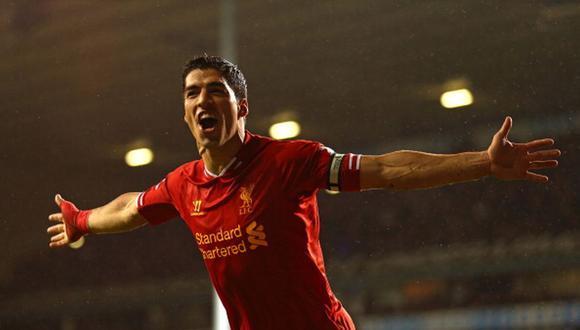 Suárez marcó 82 goles en 133 partidos con el Liverpool. (Getty)
