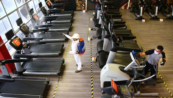 Los gimnasios cerrarán nuevamente sus puertas (Foto: Hugo Curotto | GEC)