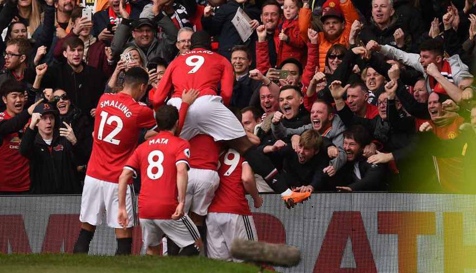 Manchester United ganó 2-1 a Liverpool por Premier League (Foto: AP / AFP / Reuters).