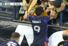 Gol agónico y a la final: Ruidíaz le dio el triunfo a Seattle Sounders en la Leagues Cup [VIDEO]