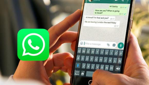 """¿Deseas ocultar que estás """"escribiendo"""" en WhatsApp? Entonces usa este sencillo truco. (Foto: WhatsApp)"""