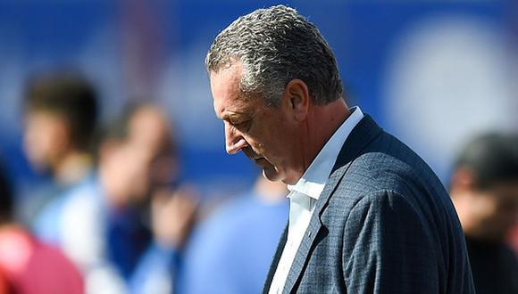 El duro comunicado de Huracán tras la renuncia de Gustavo Alfaro como entrenador. (Foto: Getty Images)