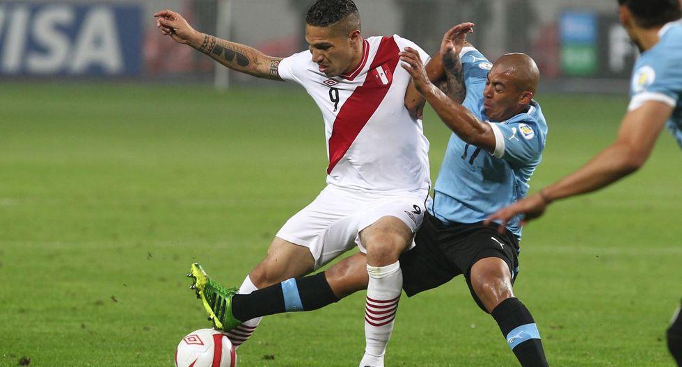 Tras la llegada de Egidio Arévalo a Deportivo Municipal, se hace un repaso de su llegada a suelo peruano para enfrentarse a la Selección Peruana por las eliminatorias a Brasil 2014.
