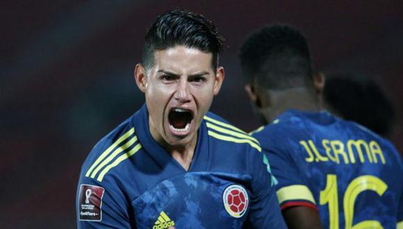 James Rodríguez jugará en Al-Rayyan de Catar. (Foto: Reuters)