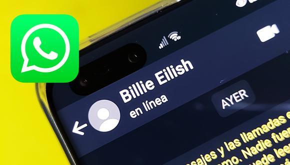 ¿Sabes por qué te quedas 'en línea' luego de abandonar la app? Conoce la verdad de este problema de WhatsApp. (Foto: Depor)