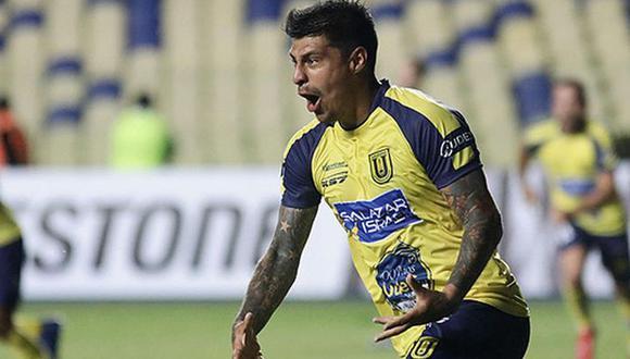 Patricio Rubio llega a Alianza Lima con la esperanza de gol para el ataque que quiere forma Mario Salas. (Foto: Agencias)