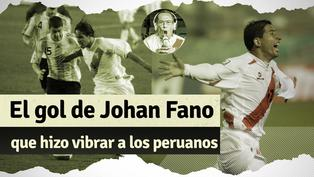 Selección peruana: se cumplen 13 años del agónico gol de Johan Fano a Argentina