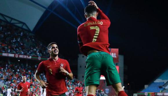 Portugal vs. Luxemburgo juegan en la fecha 7 del grupo A de las Eliminatorias. (Foto: Agencias)