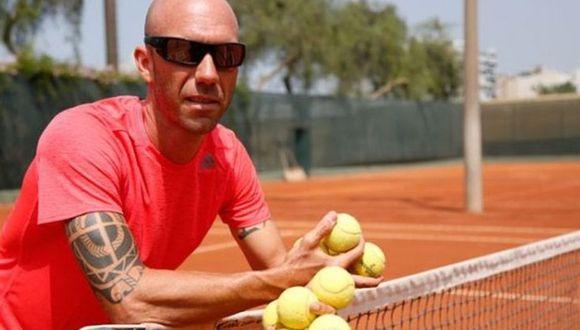 Luis Horna dejó el tenis en el año 2009. (Google)