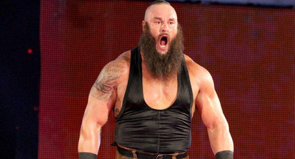 Strowman subió al elenco principal en 2015. (WWE)