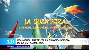 Copa América 2021: Conmebol presenta canción oficial del torneo