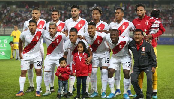 Perú vs. Paraguay se medirán el 8 de octubre. (Foto: GEC)