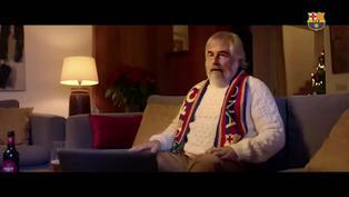 """FC Barcelona lanza """"Las emociones nos unen"""" campaña de Navidad"""