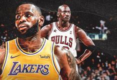 """LeBron James: """"Podría haber llevado a Michael Jordan a otro nivel durante esos años en Chicago"""""""