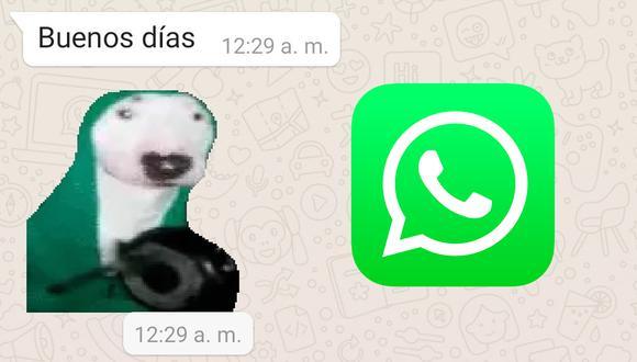 De esta manera podrás tener más stickers con audio para compartirlos en WhatsApp con tus amigos. (Foto: Depor)
