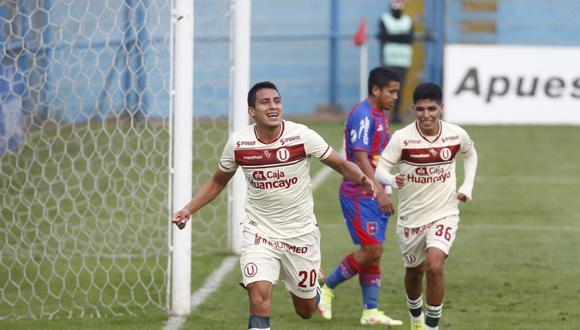 Universitario venció 4-0 a Alianza Universidad, por la fecha 12 (Foto: Violeta Ayasta/GEC)
