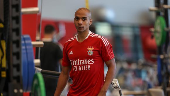 Joao Mario fue anunciado como nuevo fichaje del Benfica. (Foto. SL Benfica)