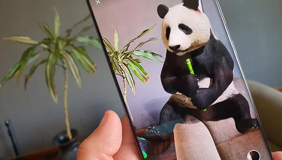 Desde ahora podrás grabar en video la interacción que haces con los animals en 3D de Google de una forma bastante fácil. (Foto: Google)