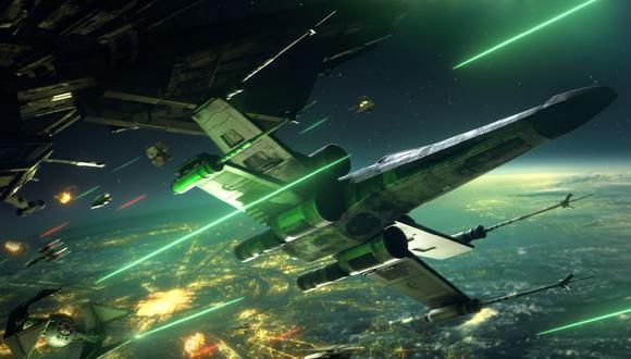 Star Wars lanzará un nuevo juego de naves para octubre (Steam)