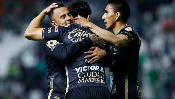 León vs. Juárez se vieron las caras este lunes por la jornada 15 de la Liga MX 2021 (Foto: Getty Images)