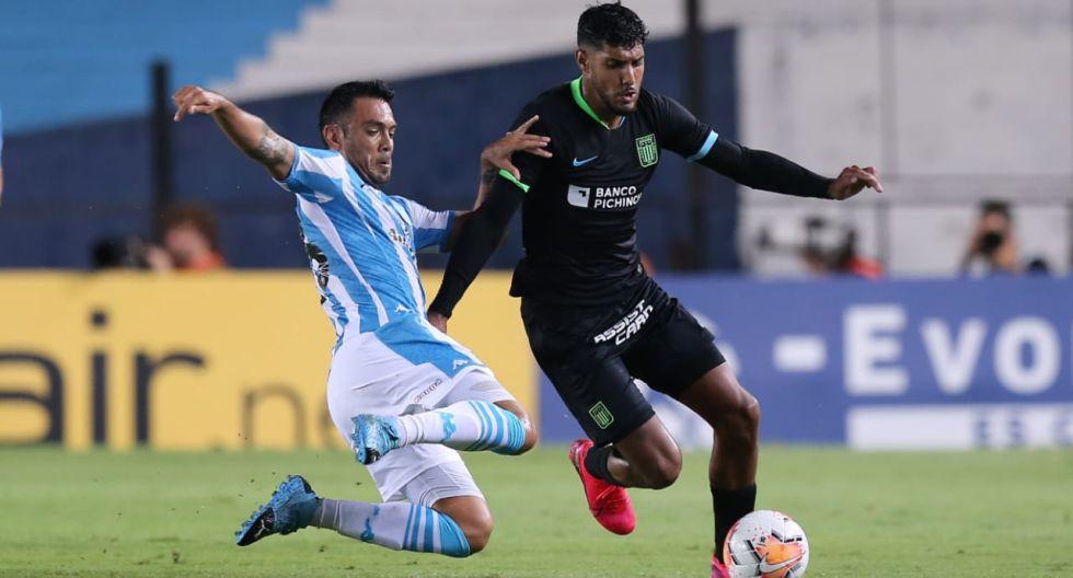 Alianza Lima vs. Racing Club: las mejores postales del duelo por Copa Libertadores. (Foto: Jesús Saucedo / GEC)