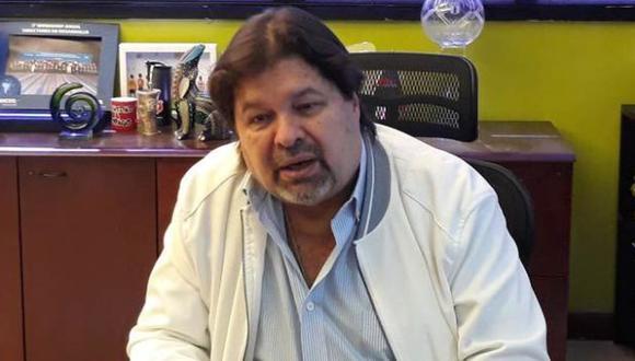 Jesús Berardinelli era presidente de la FVF desde marzo de este año. (Foto: FVF)