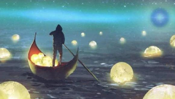 Si ves una luna, estrella, gondolero o un mar sin fin te dirá algunos aspectos de tu personalidad. (Facebook)