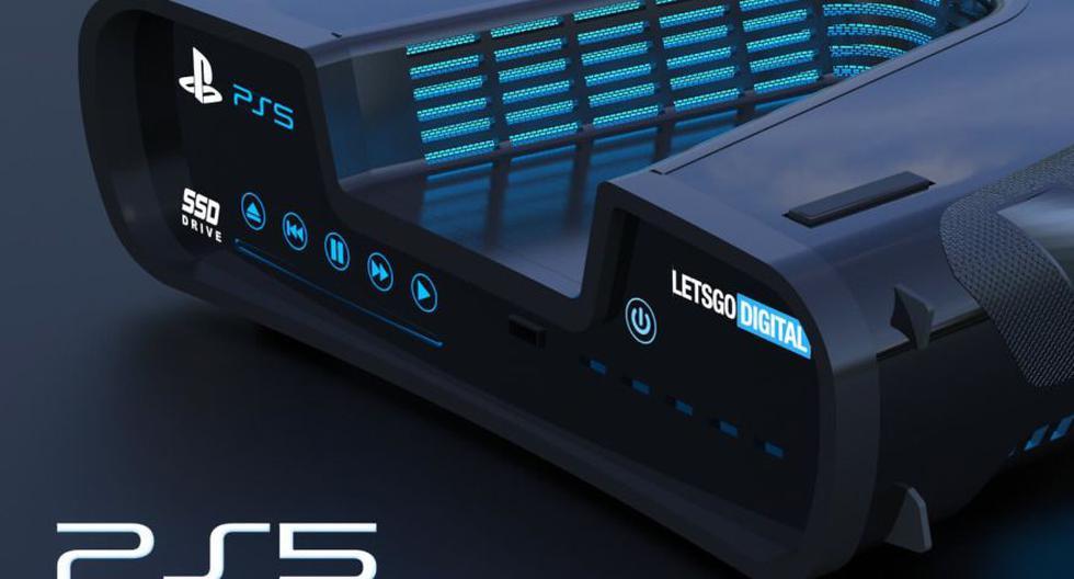 Renders del PSR (LetGoPlay)