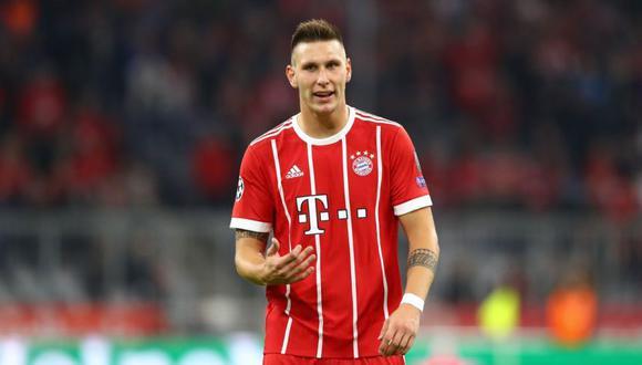 Niklas Sule será baja en Bayern Munich por coronavirus. (Foto: AFP)