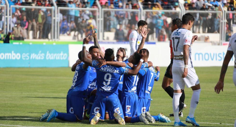 Binacional goleó 4-1 a Alianza Lima (Foto: José Carlos Angulo)