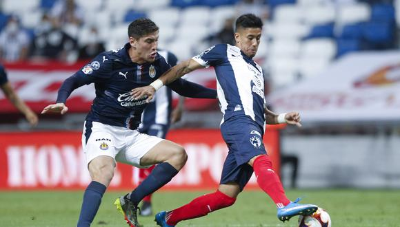 Chivas vs. Monterrey se midieron por la jornada 12 de la Liga MX 2021 este miércoles (Foto: @Chivas)