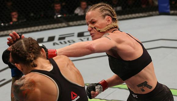 Valentina Shevchenko registra un récord de 18-3 como peleadora profesional. (Getty Images)