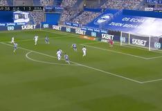 Benzema pone la tranquilidad: el 'Gato' anotó el 4-1 del Real Madrid vs. Alavés por LaLiga [VIDEO]