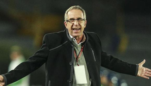 Gerardo Pelusso salió campeón con Alianza Lima en 2006. (Foto: AFP)