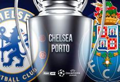 VER GRATIS Chelsea vs. Porto EN VIVO: transmisión EN DIRECTO por Champions League