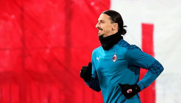 Zlatan Ibrahimovic tuvo una opción de jugar en Bayern Múnich. (Foto: Getty Images)