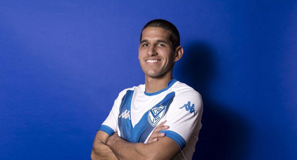Luis Abram tiene contrato con Vélez Sarsfield hasta el año 2021. (Foto: Difusión)