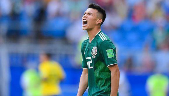 'Chuky' Lozano pide que Gerardo Martino sea el nuevo DT del México. (Getty)