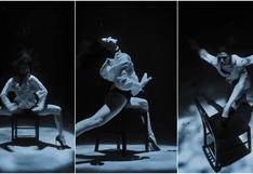 Video brutal: realiza brutal performance de Tango bajo el agua y sin oxígeno