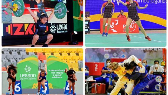 Sedes de los juegos Lima 2019 albergaron importantes torneos internacionales y nacionales el 2020. (Foto: Legado)