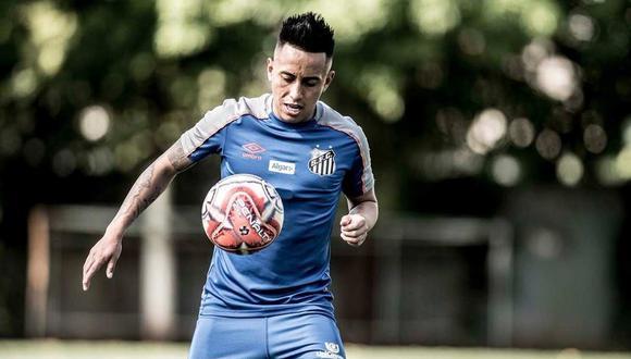 La cifra que pediría Santos para liberar a Christian Cueva. (Foto: Twitter)