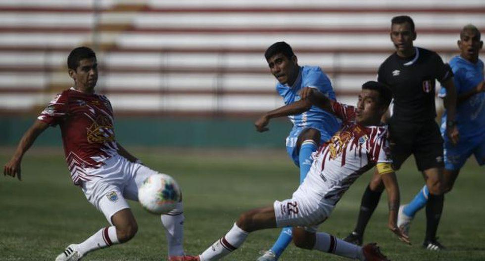 Carlos Stein sería el primer ascendido de la Copa Perú 2019 a la Liga 1. (Foto: Renzo Salazar / GEC)
