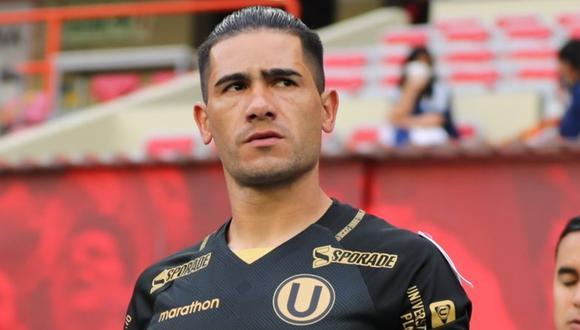 Jonathan Dos Santos todavía no ha podido debutar en Gallos Blancos de Queretaro. (Foto: Liga 1)
