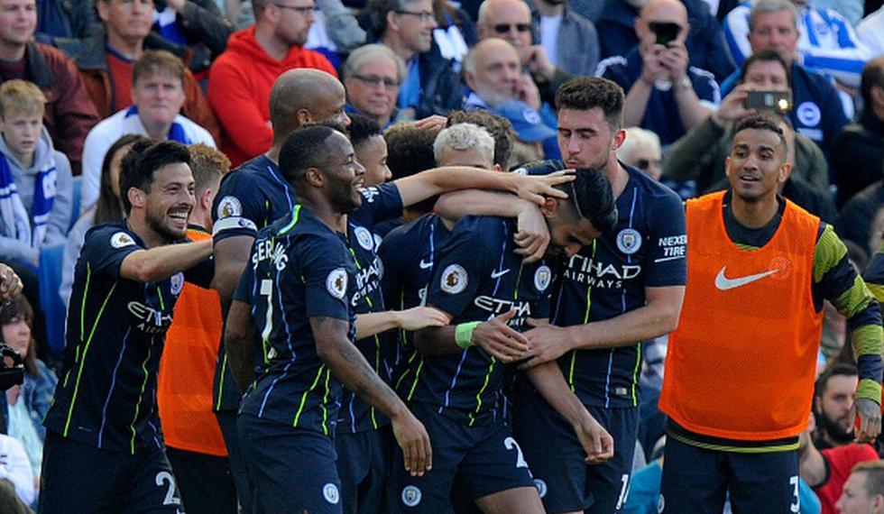Manchester City Vs Brighton Goles Resumen Y Cr U00f3nica De