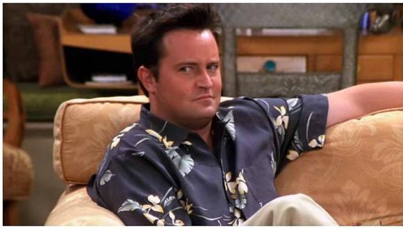 Friends: Mathew Perry 'Chandler' revela la escena que se negó a grabar