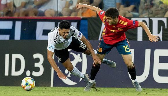 FIFA 20: Alemania y España jugarán un partido en el simulador de EA Sports (Getty)