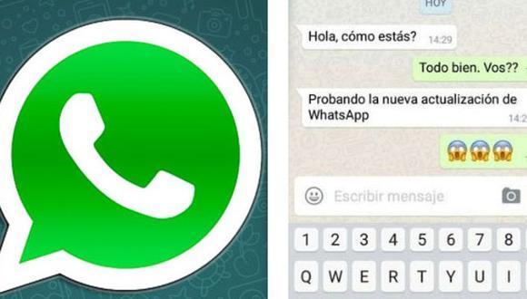 WhatsApp: ¿cómo mandar mensajes en cursiva, negrita y tachado por la aplicación? (Foto: Difusión)