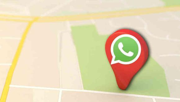 ¿Quieres saber dónde se encuentras exactamente esa personas que te escribió en WhatsApp? Usa este truco. (Foto: Topes de gama)